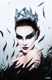 Halloween Black Swan Makeup Black Swan On Deviantart Black Swan Pinterest Swans Art