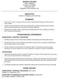 Warehouse Management Resume Warehouse Manager Resume Warehouse Operations Manager Resume The