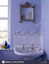 traditional bathroom mirror basin stock photos u0026 traditional