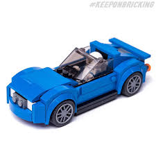 lego sports car images tagged with legosportscar on instagram