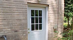 Prehung Exterior Doors Lowes Noted Prehung Exterior Door How To Install A Pre Hung Yourself
