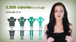 Average Hair Loss Per Day Calorie Counting How Many Calories A Person Needs Daily Youtube
