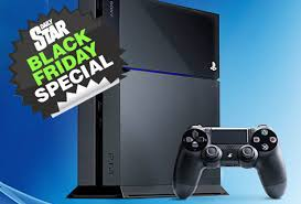 black friday ps4 black friday ps4 deal as sony slashes price of playstation daily