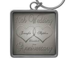 ten year anniversary gifts 10 year anniversary gifts on zazzle
