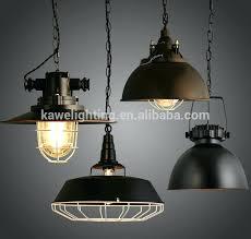 Hanging Light Ideas Industrial Loft Track Lighting Buy Birdcage Iron Pendant Lights