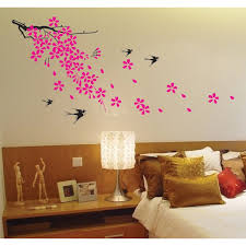 bedroom wall stickers tree bedroom wall stickers tree full image for cool wall decals floral 138 wall stickers floral