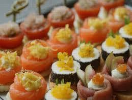 cuisine canapé canapes cuisine foods catering bahrain