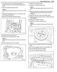 changing timing belt looking for some help suzuki forums