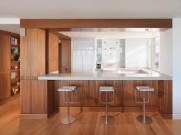 bar cuisine bois cuisine avec bar en bois recherche cuisine ouverte
