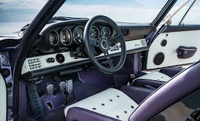 porsche race car interior inside singer vehicle design the porsche 911 experts by car magazine