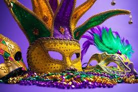 new orleans masks 12 big mardi gras celebrations outside new orleans cheapism