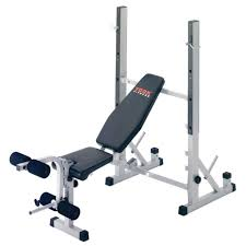 Collapsible Weight Bench Bench Squat Rack Ebay