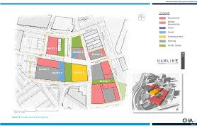 here u0027s the latest outline of a plan for redeveloping the former