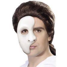 Halloween Costumes Phantom Opera Phantom Opera Mask Ebay