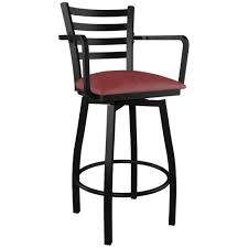 high quality commercial swivel bar stools