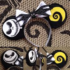 mickey mouse ears spirit halloween the nightmare before christmas