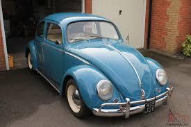 blue volkswagen beetle 1970 1961 volkswagen beetle
