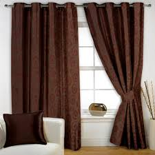 story home 6 pc eyelet polyester window curtains curtains for