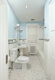light blue bathroom ideas light blue bathroom with white countertop subway tile and circles