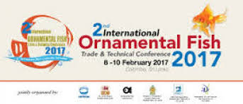 international ornamental fish conference 2017 ends in colombo with