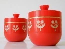 orange kitchen canisters orange kitchen canisters foter