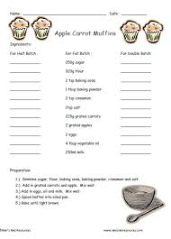 doubling and halving with a recipe free resources from raki u0027s