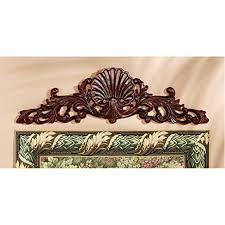 Architectural Pediment Design Design Toscano Rococo Architectural Wooden Wall
