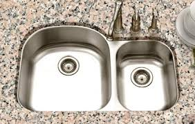Houzer Stainless Steel Undermount Kitchen Sinks - Double bowl undermount kitchen sinks