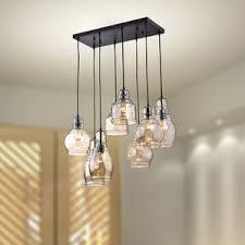 Clear Glass Pendant Light Pendant Lighting You U0027ll Love Wayfair