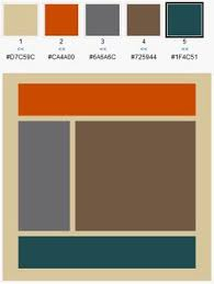 Bedroom Color Combinations by Color Palette Blue Gray Orange Google Search Project Mill