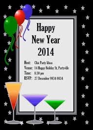 Happy New Year Invitation New Years Eve Masquerade Dinner Party U2014 Chic Party Ideas