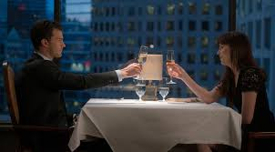 how christian proposes to ana in fifty shades darker popsugar