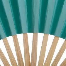 paper fans bulk folding paper fans diamond blue 402127 wholesale wedding