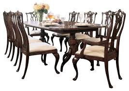 cherry dining room set american drew cherry grove 10 dining room set in antique