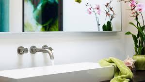 Easy Bathroom Makeover - stylish bathroom renovation sunset