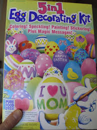 easter egg decorating kits eiertütsche a swiss easter tradition