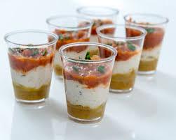 cuisine de a a z verrine recette verrines de poivrons