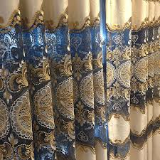 Blue And Gold Curtains Blue Gold Curtains 100 Images Curtains By Color