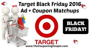 black friday 2016 super target target black friday 2016 ad coupon matchups