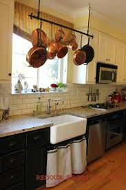 kitchen pot racks with lights kitchen pots and pans hanging rack with lights misschay