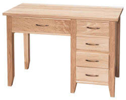 Small Oak Desk by New Court Oak Desk Or Dressing Table With 5 Drawers