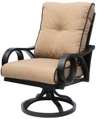 Swivel Outdoor Chair Rocker Recliner Swivel Patio Chair