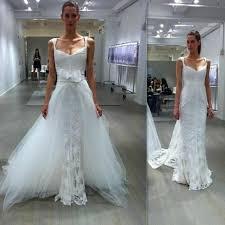 detachable skirt organza wedding dress detachable skirt organza
