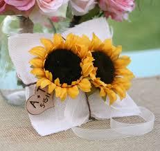 engraved pillows 21 best sunflower wedding images on sunflower weddings