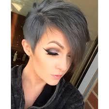 Kurzhaarschnitt Frisuren by Trend 2016 Der Silberfarbene Kurzhaarschnitt 10 Tolle Frisuren