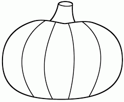 scarecrow wheat sheaf and pumpkin coloring page halloween pages