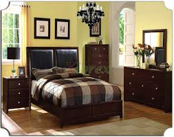 Nice Bedroom Furniture Sets by Bedroom Furniture Set With Leather Panel Headboard Beds 161 Xiorex