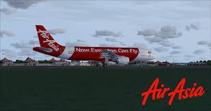 airasia vs citilink airasia indonesia airbus a320 pk axz for fsx