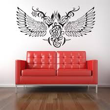 gothic style birdcages with ravens halloween wall decals halloween home garden home decor decals stickers vinyl art