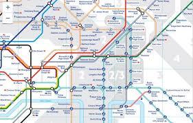 underground map zones tfl map 2016 transport for rezone eight underground